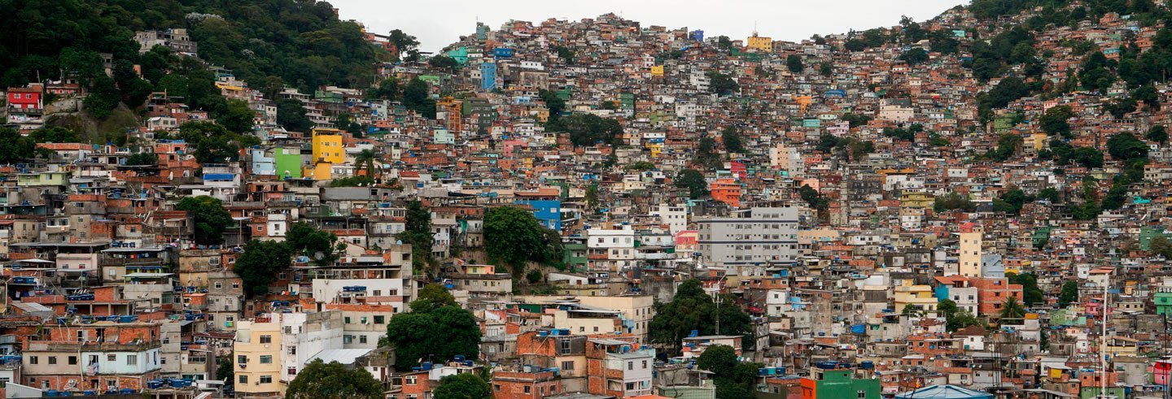 Tour por las favelas