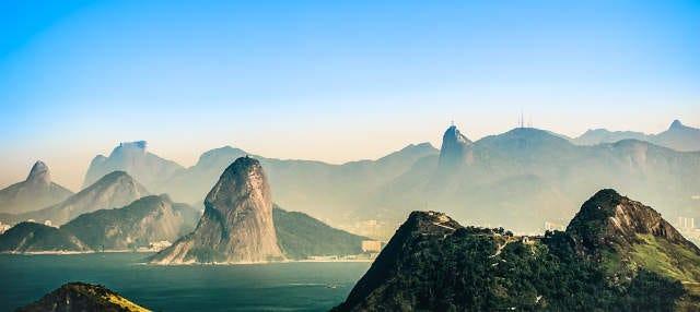Tour panorámico por Río de Janeiro