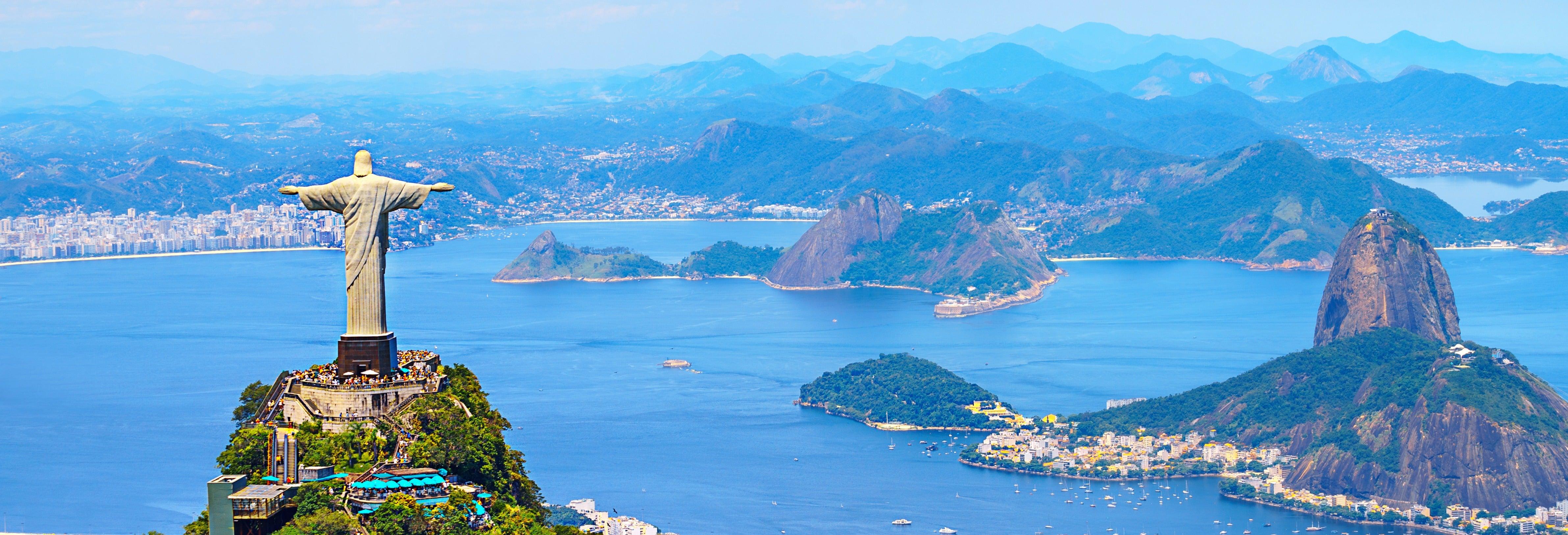 Tour privado en Río de Janeiro con guía en español