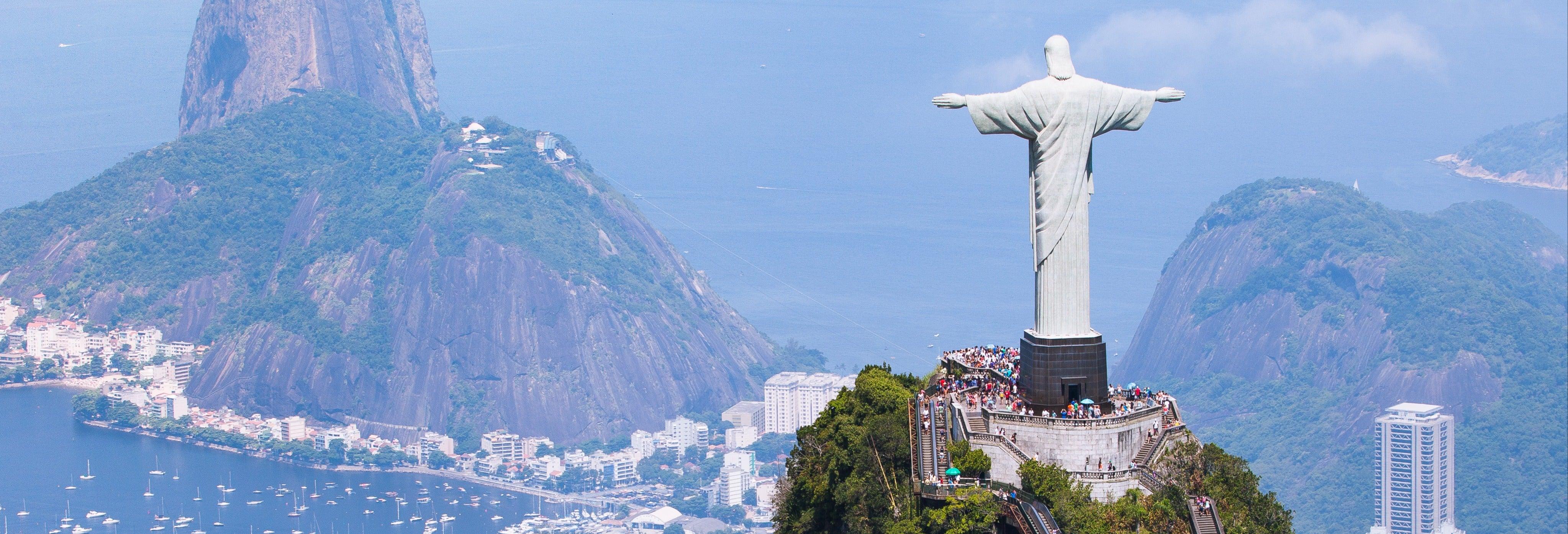 Tour por Río de Janeiro para cruceros