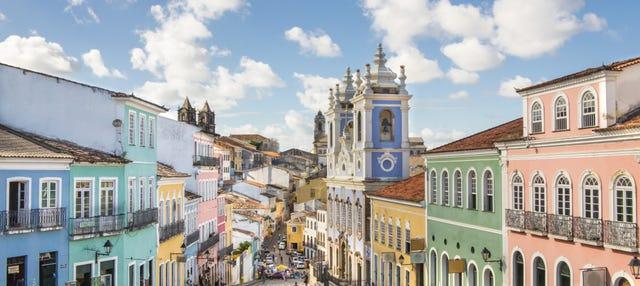Free tour por Pelourinho y el centro histórico ¡Gratis!
