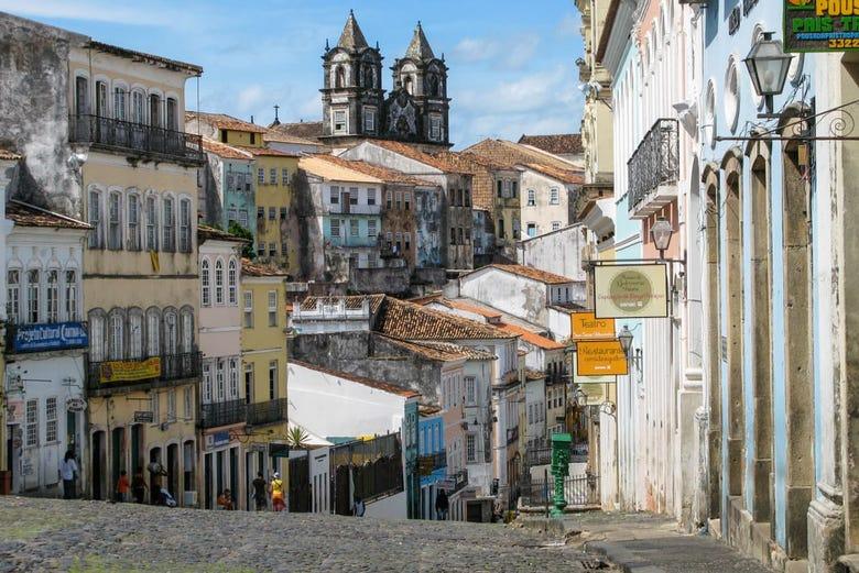,Tour por Salvador de Bahía