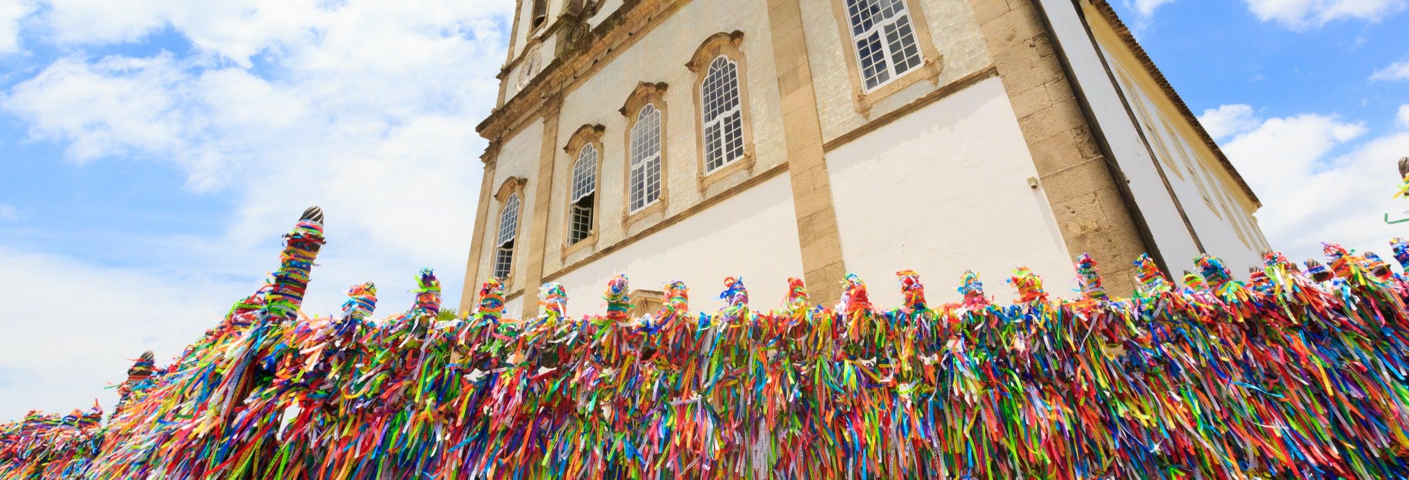 Tour panorâmico por Salvador