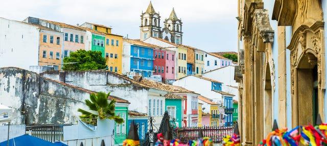 Visita guiada por Salvador de Bahía