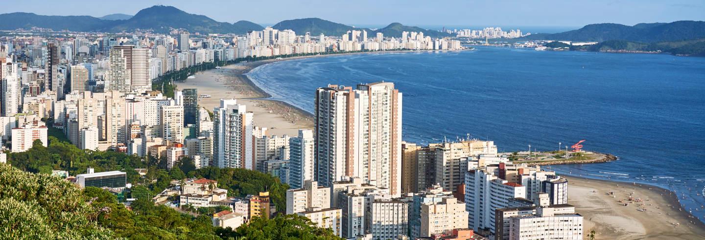Visite de Santos pour les croisiéristes