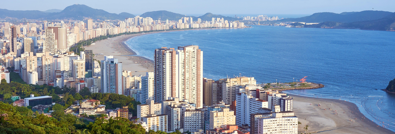 Excursión a Santos, São Vicente y Guarujá