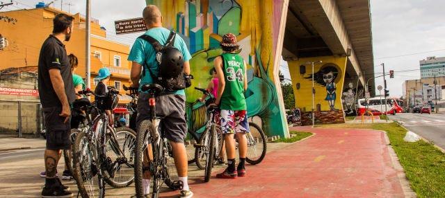 Tour del grafiti en bicicleta