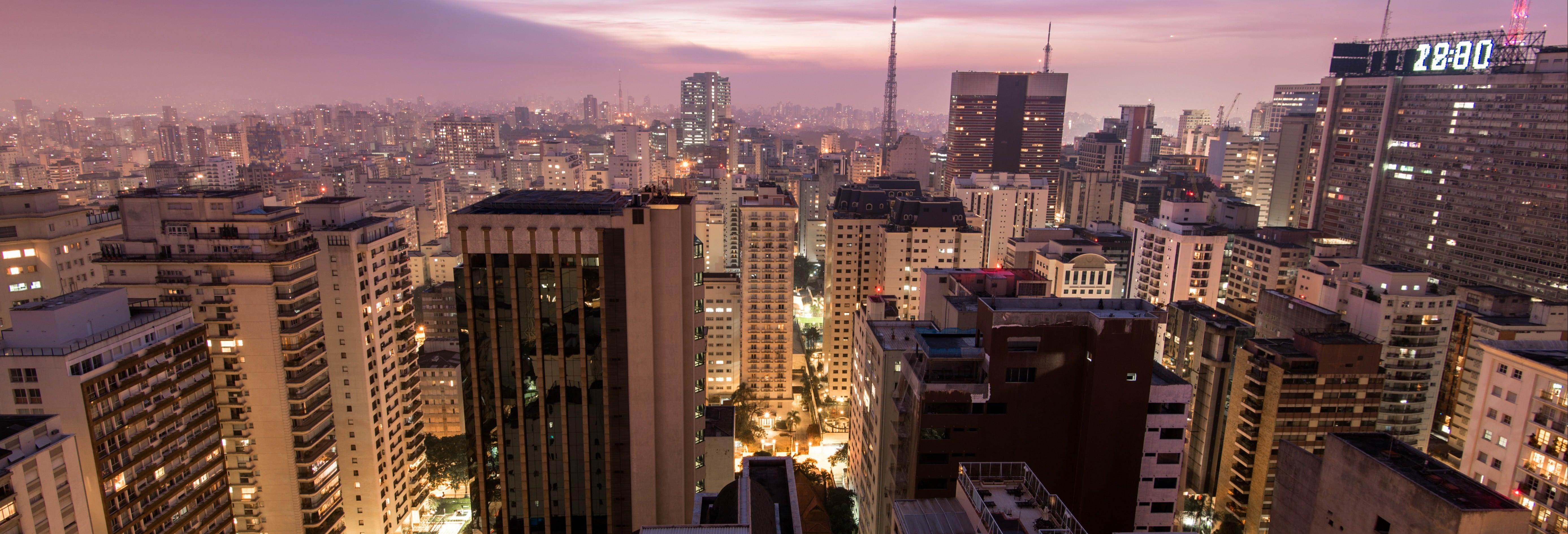 Tour nocturno por Sao Paulo