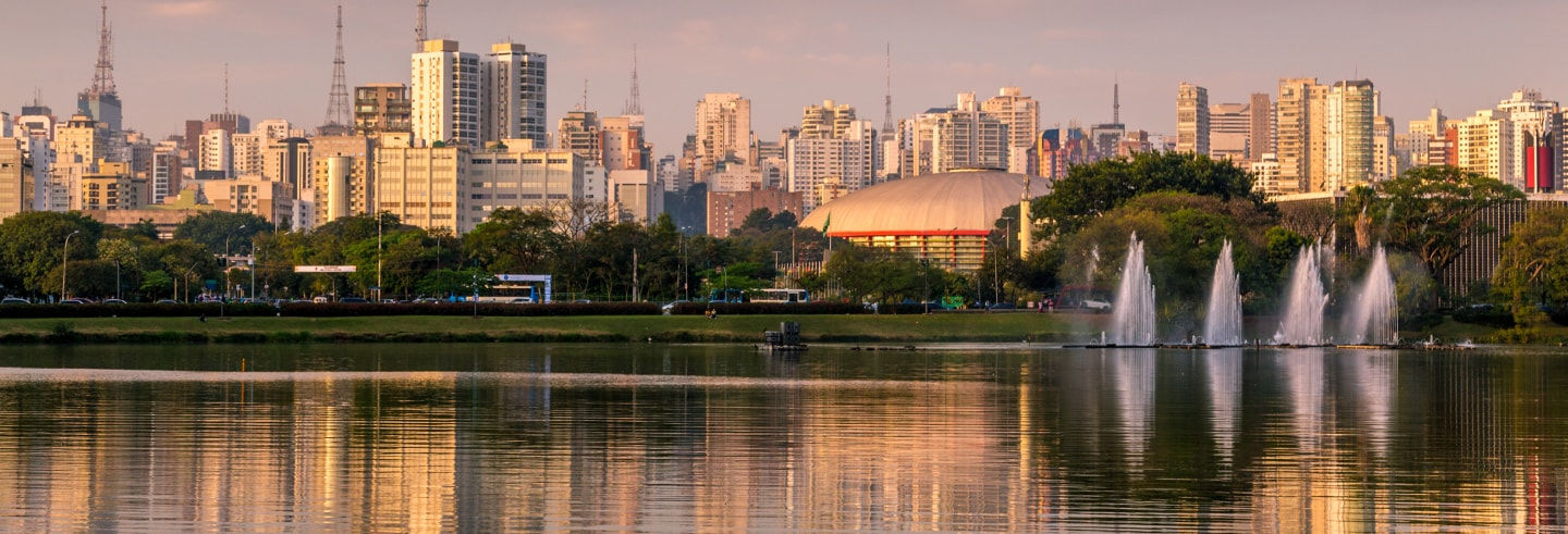 Tour privado por São Paulo con guía en español