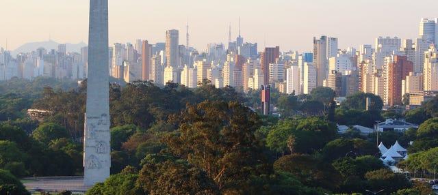 Tour de Sao Paulo al completo