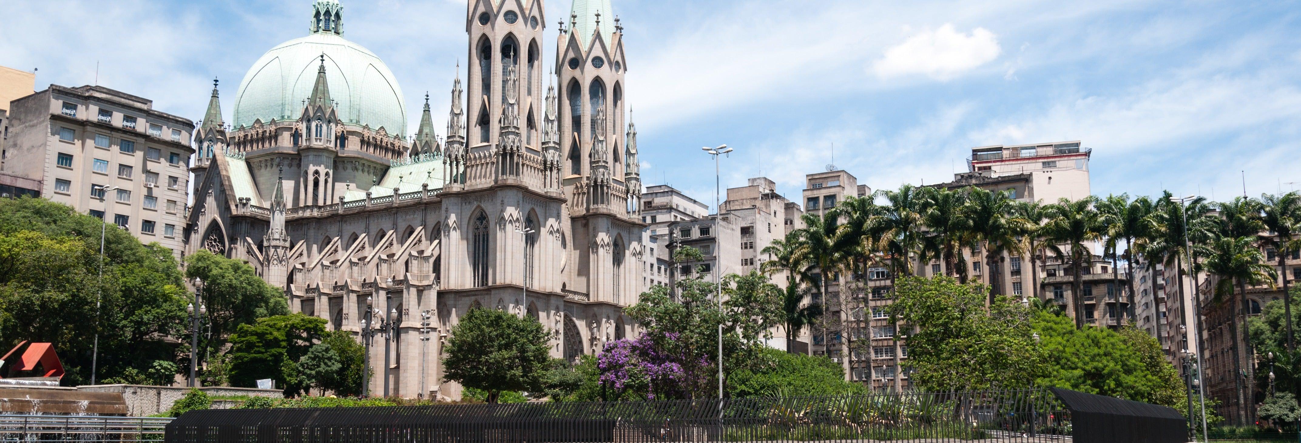 Guided Tour of Sao Paulo