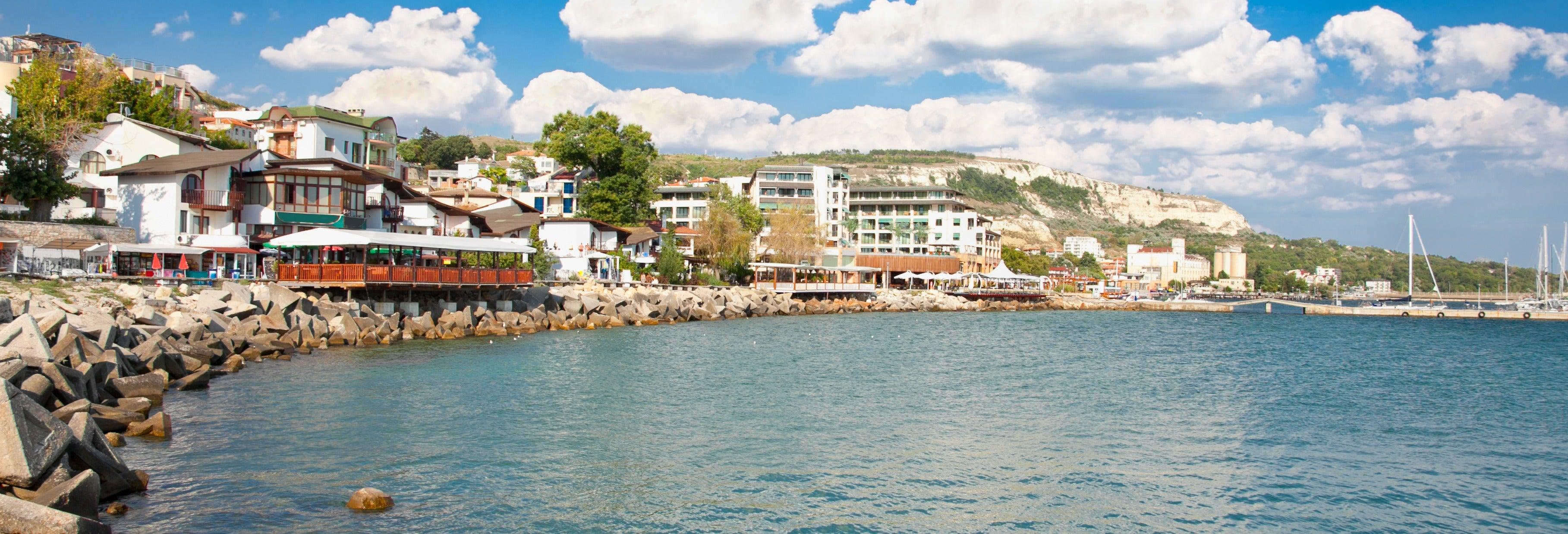 Escursione in barca a vela sul Mar Nero