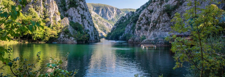 Excursão de 2 dias à Macedônia do Norte