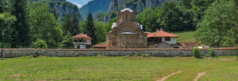 Excursion à l'église de Boyana et au monastère de Poganovo