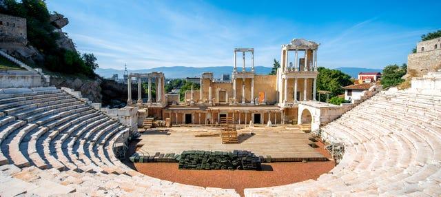 Excursión a Plovdiv