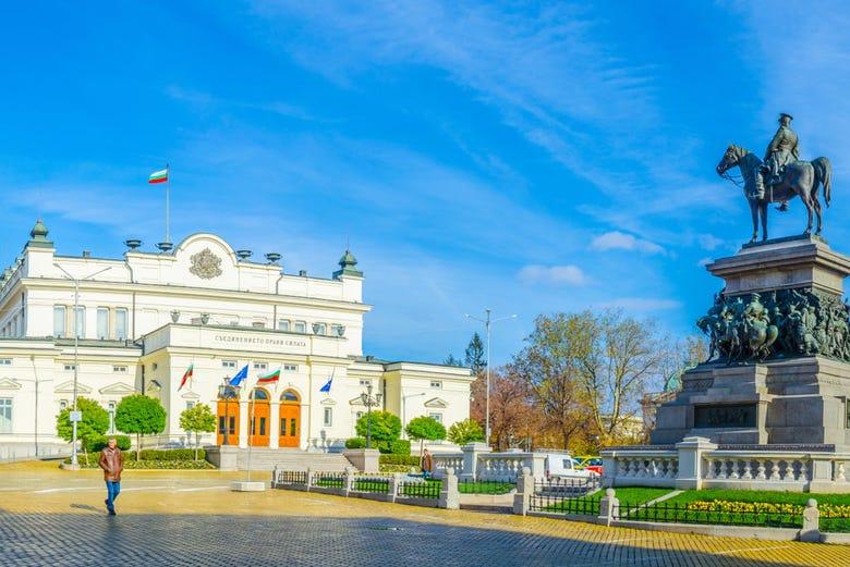 Autobus Turistico Di Sofia Prenotazione Online A Civitatiscom