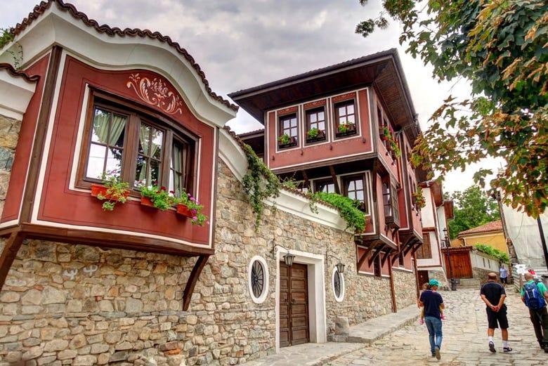 ,Excursión a Plovdic,Excursión a Koprivshtitsa