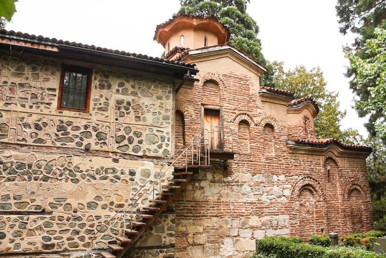 ,Excursión a Monasterio de Rila,Iglesia de Boyana