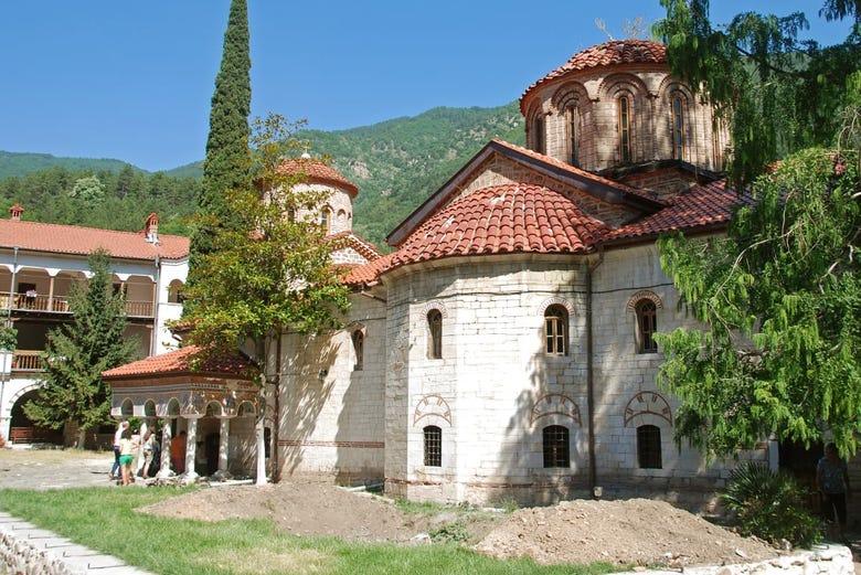 ,Excursión a Plovdic