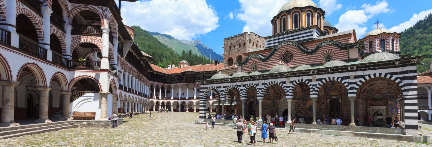 Boyana Church and Rila Monastery Day Tour