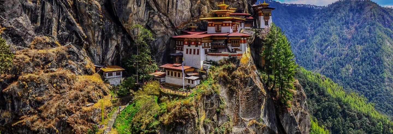 Circuito di 6 giorni nel Bhutan
