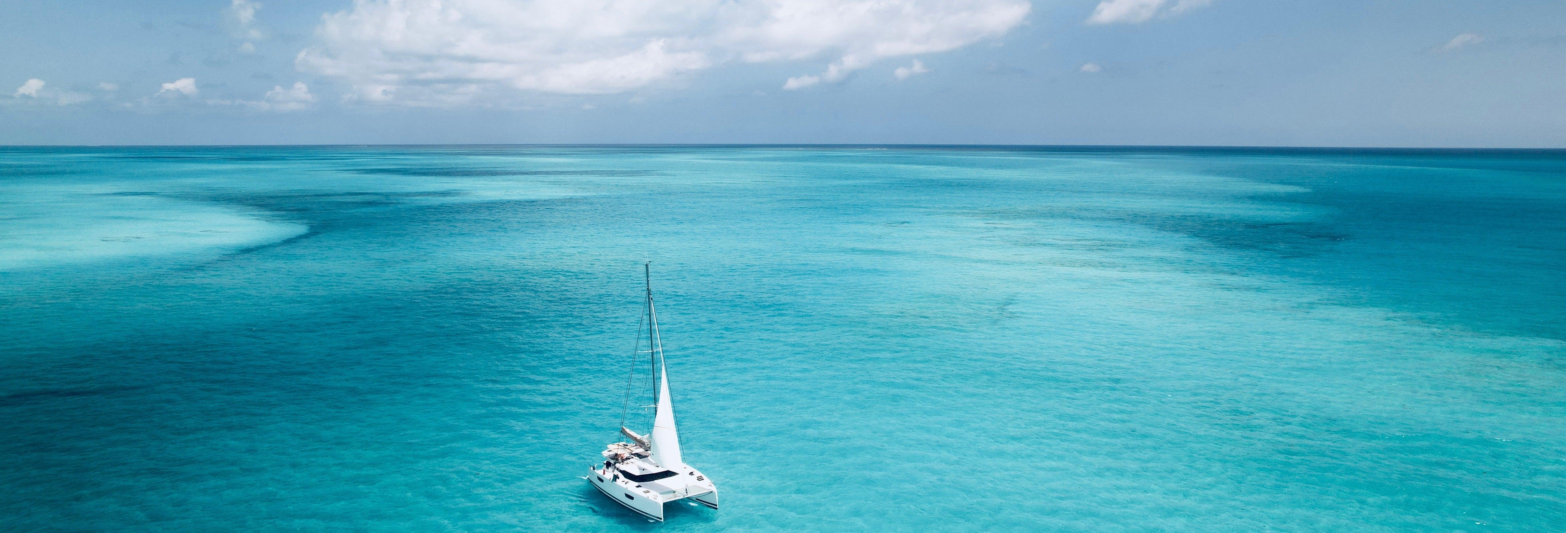 Giro in catamarano all'Isola di Sal