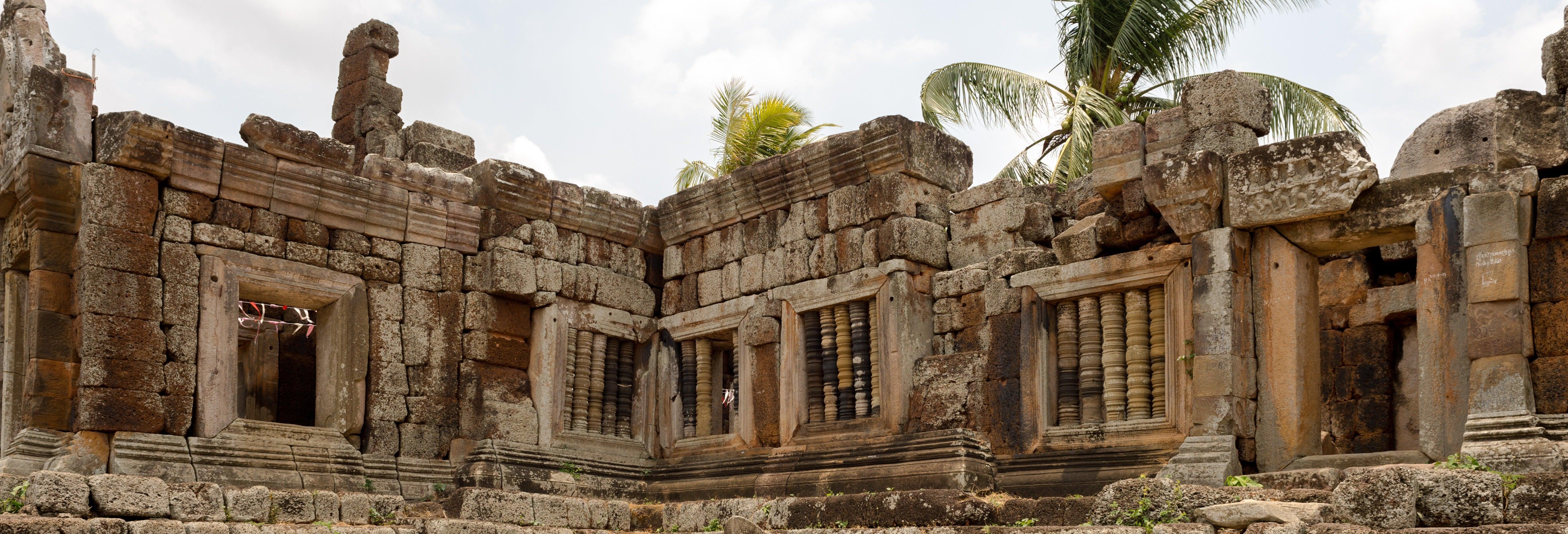 Excursão a Phnom Chisor e Tonle Bati