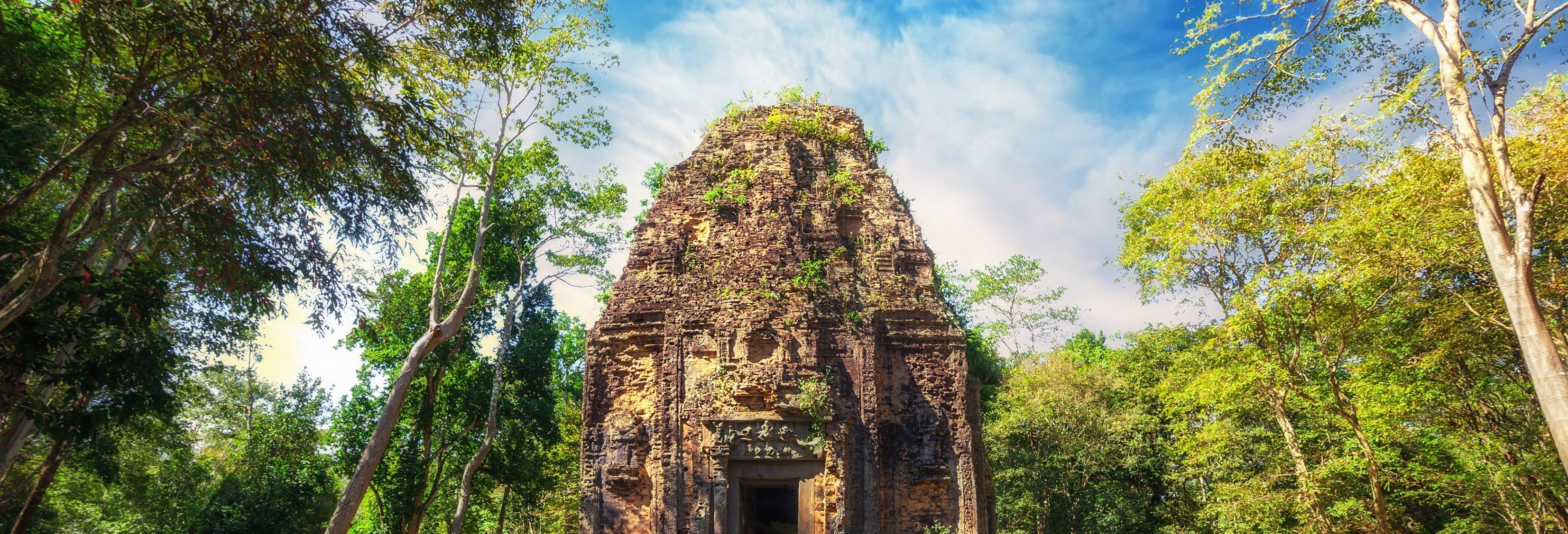 Excursion à Sambor Prei Kuk