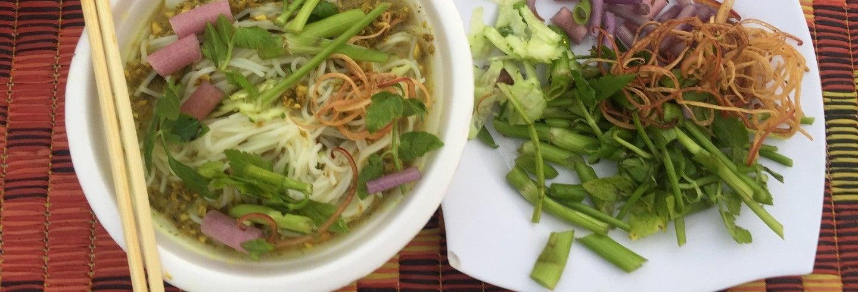 Tour gastronomico serale di Phnom Penh