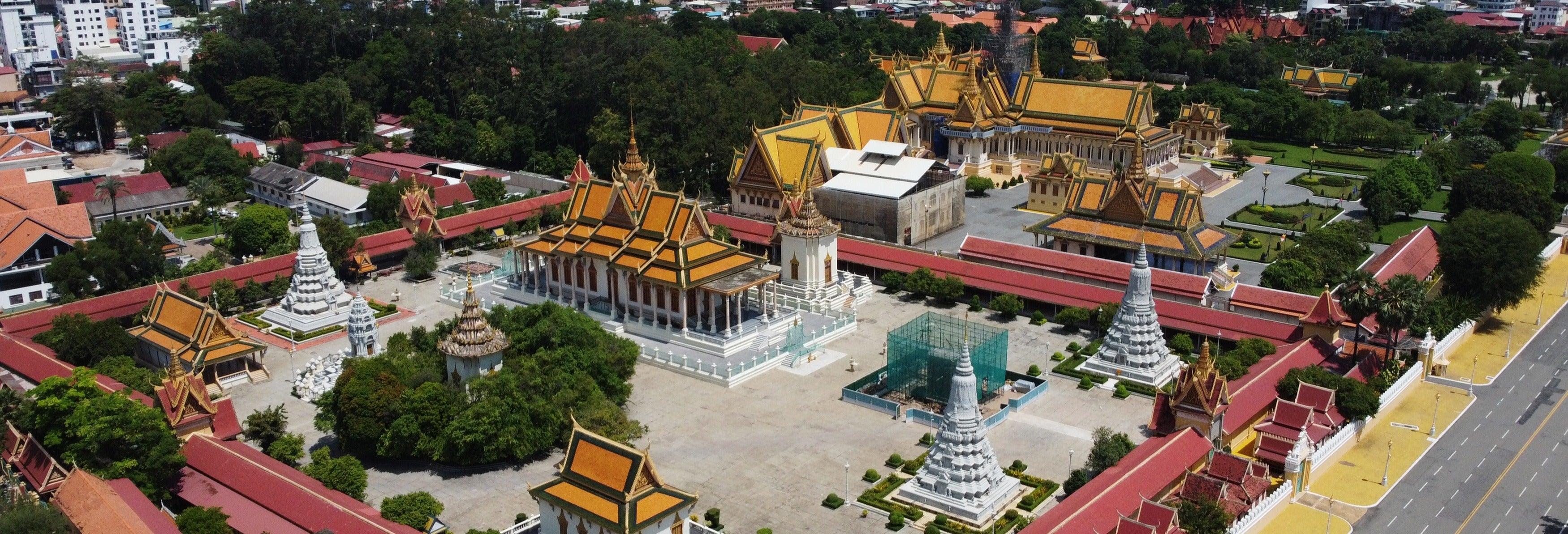 Visita guidata di Phnom Penh