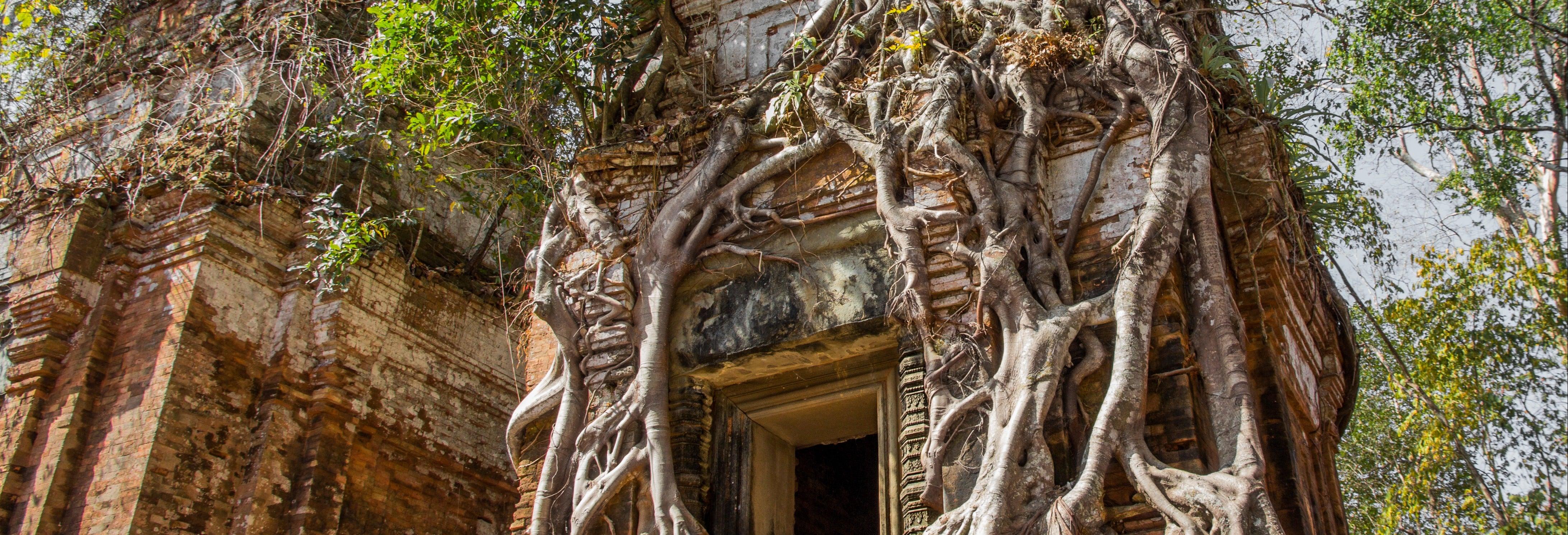Excursion à Koh Ker