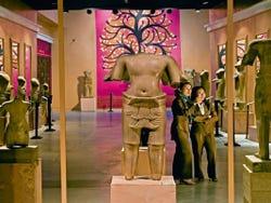 ,Excursión a los Templos de Angkor,Excursion to Angkor Temples,Museo Nacional de Angkor