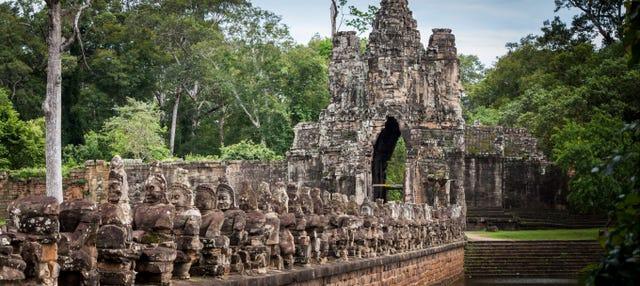 Tour de 2 días por los templos de Angkor