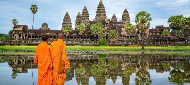 Tour de 3 días por los templos de Angkor