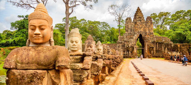 Tour in bici di Siem Reap
