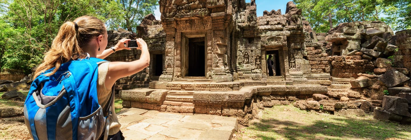 Private Full-Day Tour of Angkor Wat
