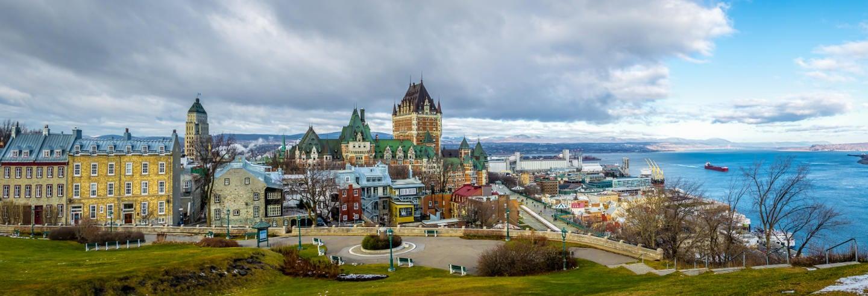 Excursión a Quebec