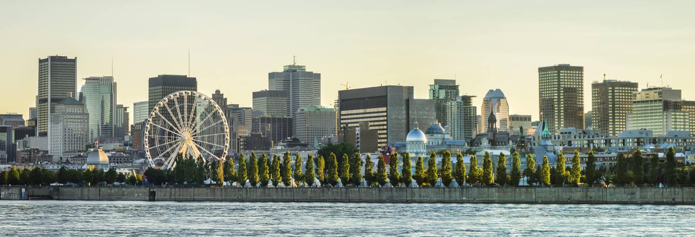 Paseo en barco por Montreal