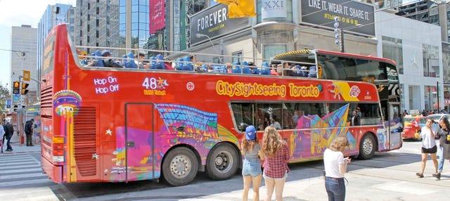 Autobús turístico de Toronto