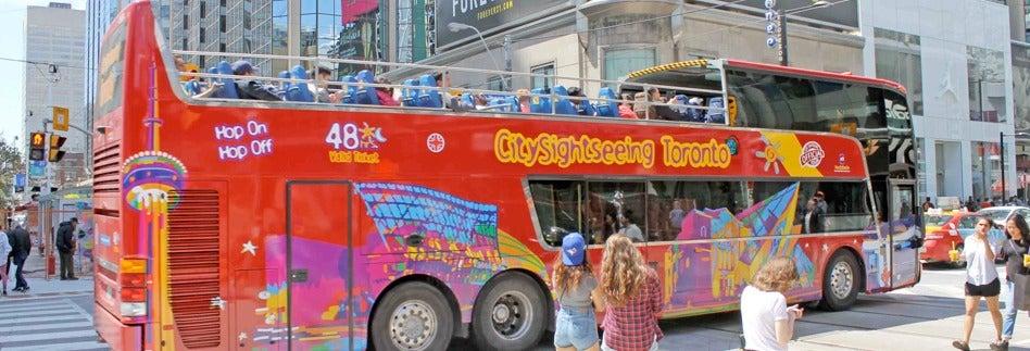 Autobus turistico di Toronto