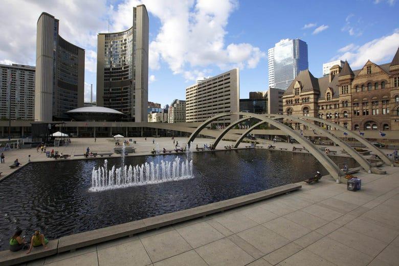 ,Tour por Toronto