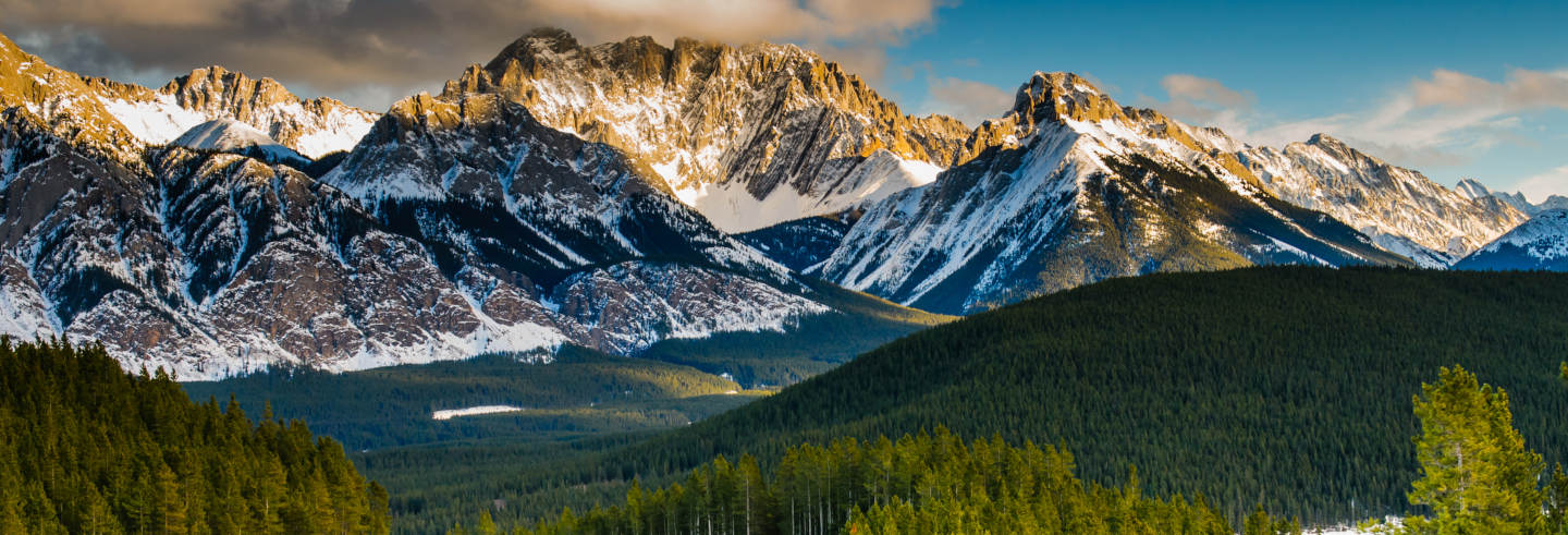 Canadian Rockies Tour Package: 8 Days