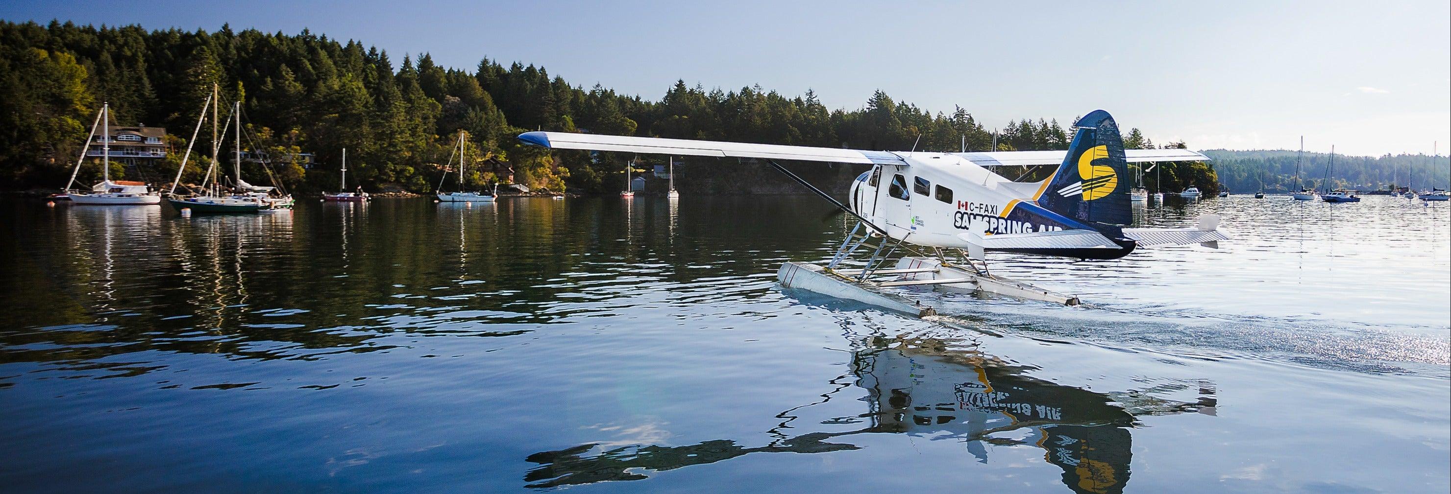 Excursão de hidroavião às Ilhas do Golfo + Caiaque