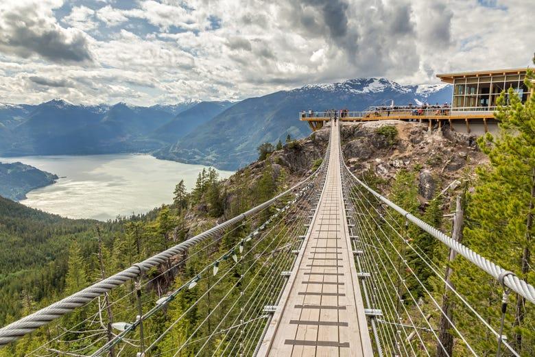 ,Tour por Vancouver,Excursión a Whistler