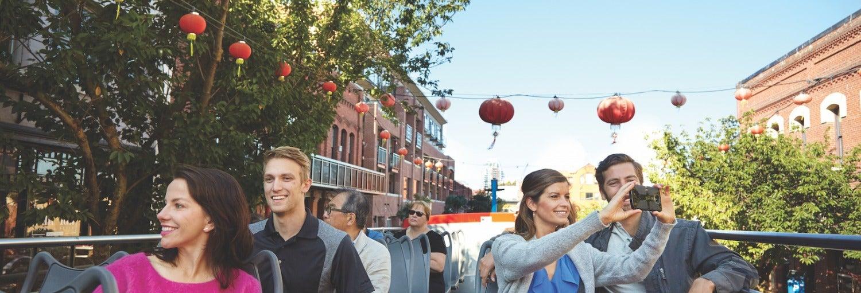 Autobús turístico de Victoria