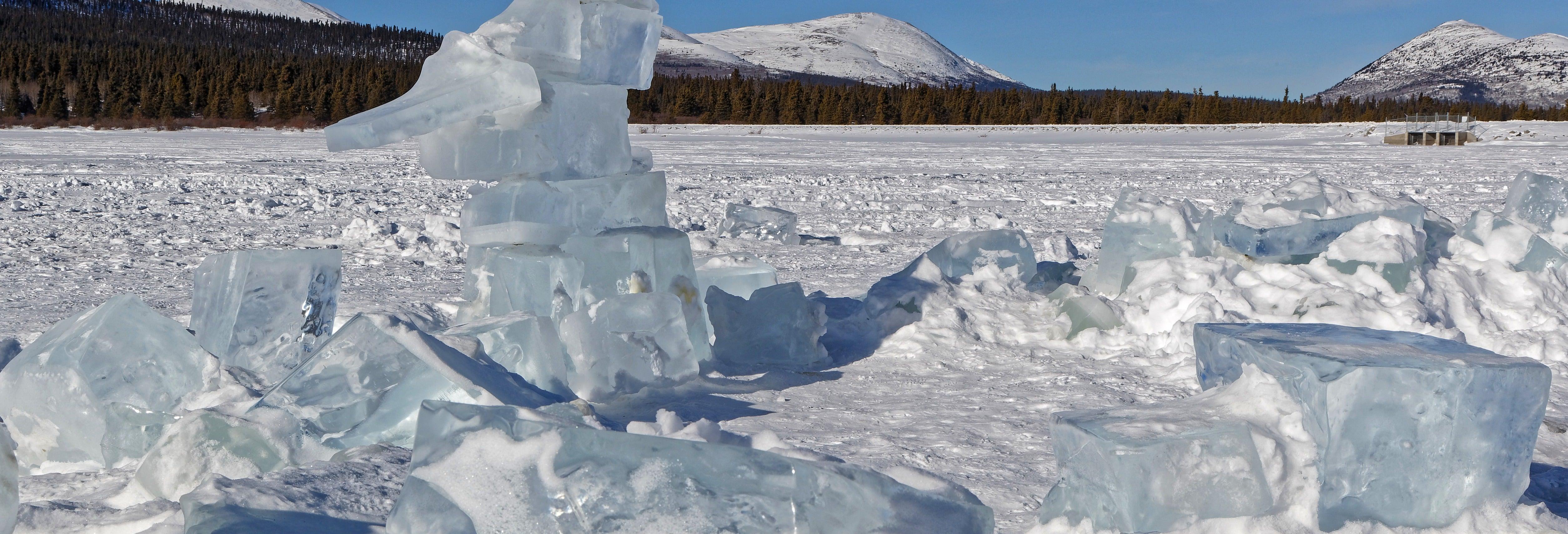 Whitehorse Ice Fishing