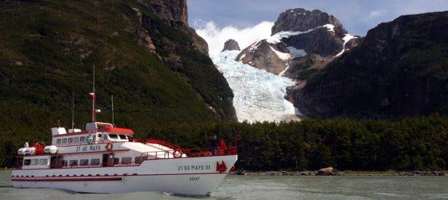 Crucero por los glaciares de Balmaceda y Serrano