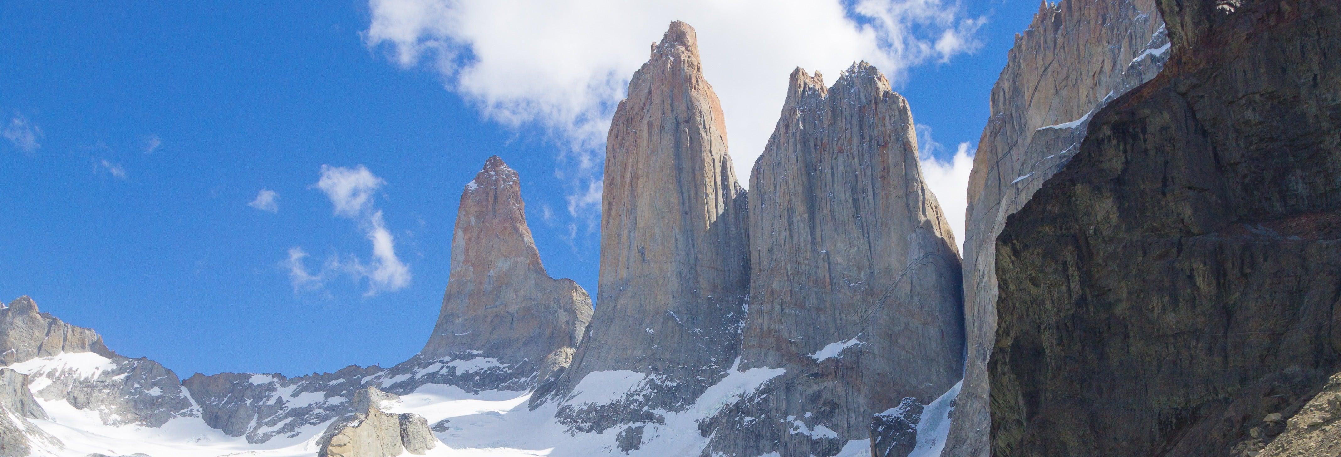 Trekking por las Torres del Paine