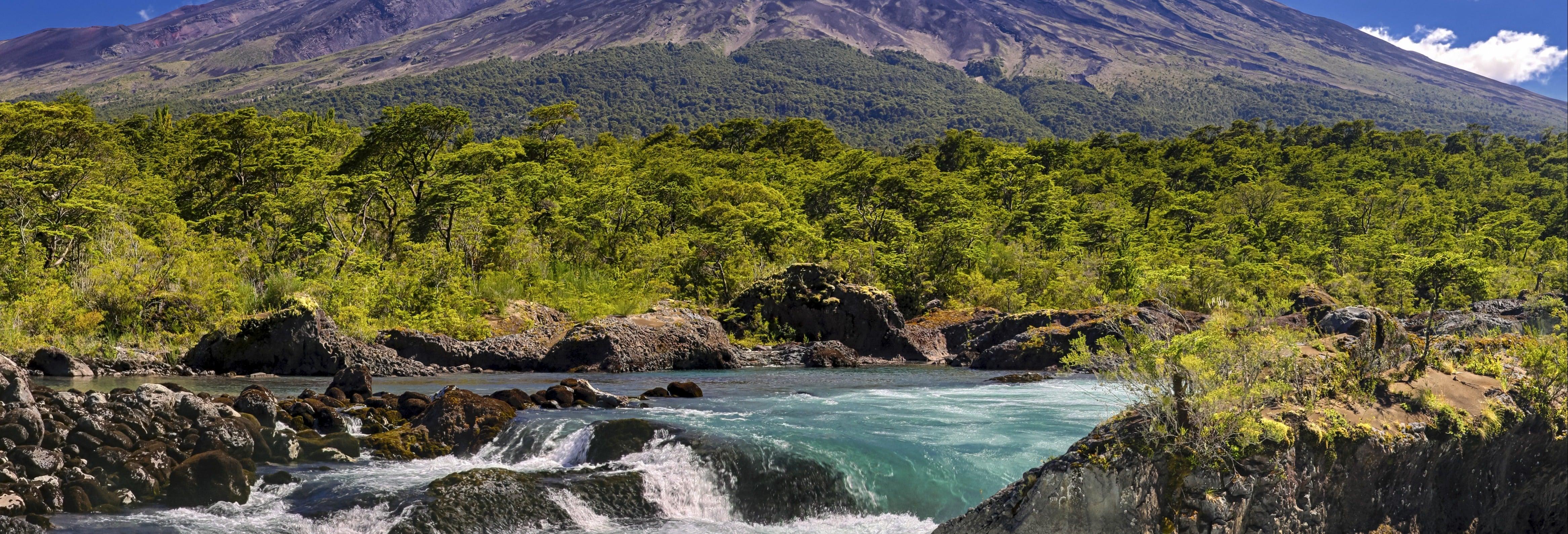 Excursion au volcan Osorno