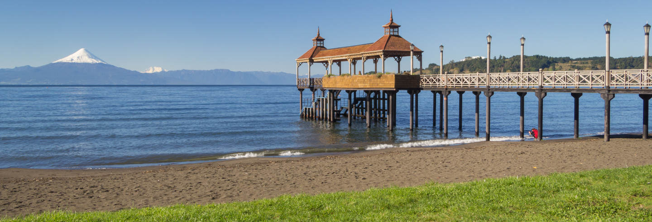 Tour pelo lago Llanquihue
